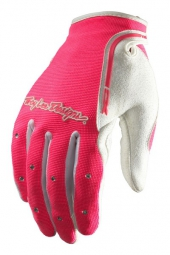 Paire de Gants Longs Femme TROY LEE DESIGNS XC Rose