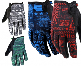 TROY LEE DESIGNS Gloves Ace Headline Red M