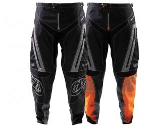 TROY LEE DESIGN Pantalon ADVENTURE Noir Orange