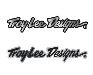 Stickers Troy Lee Design Signature Aluminum 18 '