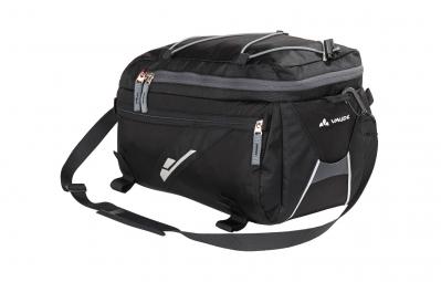 vaude sacoche de porte bagage silkroad m noir
