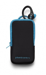 Casque Bluetooth Plantronics BackBeat Fit Noir Bleu