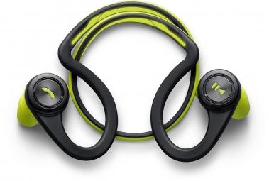 Casque Bluetooth Plantronics BackBeat Fit Noir Vert