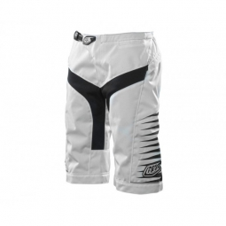 TROY LEE DESIGNS Short MOTO Femme Blanc