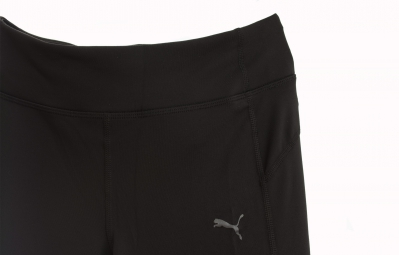 PUMA Collant Long Bootcut Femme Noir