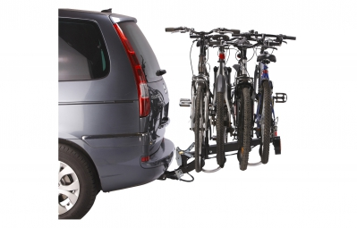 MOTTEZ Porte-Vélo Attelage DIANE 4 Vélos