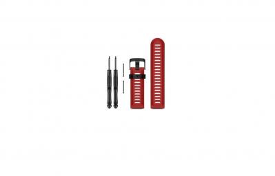 GARMIN Bracelet FENIX 3 Rouge