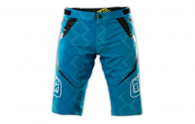 TROY LEE DESIGNS Short ACE ELITE Bleu