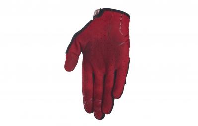 661 sixsixone paire de gants evo rouge noir s