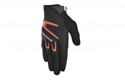 Sixsixone661 sixsixone paire de gants rage noir s