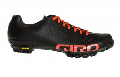 Chaussures VTT GIRO EMPIRE VR90 Noir Rouge