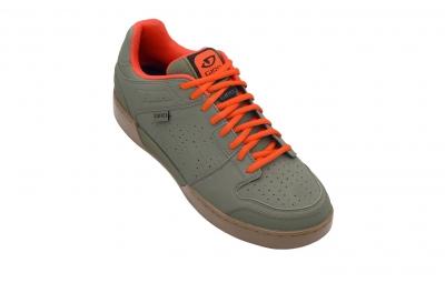 Chaussures VTT GIRO JACKET Kaki Rouge Gum