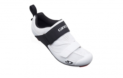 chaussures triathlon giro inciter tri blanc 45