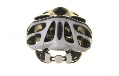 casque kask k50 noir blanc 46 50 cm