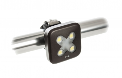 knog lampe avant blinder 4 cross gunmetal