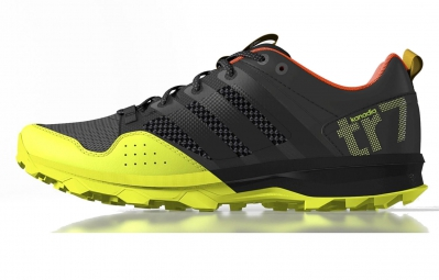 e9c7aa856501da Adidas Kanadia TR7 Mens Trail Running Shoes - Black Yellow ...