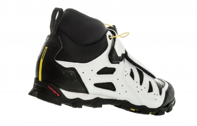chaussures vtt mavic crossride xl elite 2016 noir blanc 37 1 3