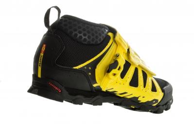 chaussures vtt mavic crossmax xl pro jaune noir 46