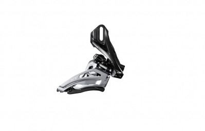 shimano 2015 derailleur avant deore xt m8020d6 2x11v side swing double direct mount
