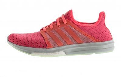buy popular 15875 c9397 Adidas Climachill Sonic Boost Womens Running Shoes - Pink