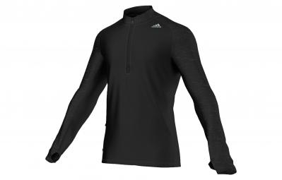 adidas t shirt ml supernova stm 1 2 zip noir xl