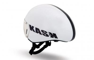 KASK Casque BAMBINO Blanc Noir
