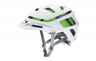 SMITH Casque FOREFRONT Blanc Mat Vert