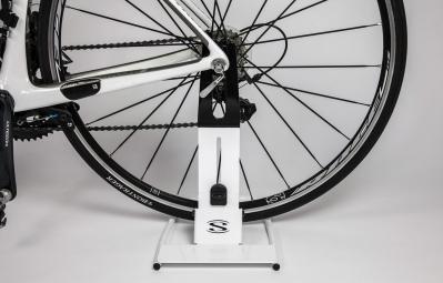 SARIS Pied de Vélo THE BOSS Blanc