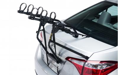 SARIS Porte-Vélo SENTINEL Pour 3 Vélos Pour Hayon Noir