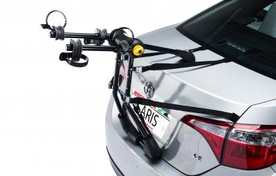 SARIS Porte-Vélo PORTER Pour 2 Vélos Pour Hayon Noir