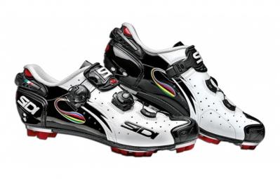 Chaussures VTT Sidi Drako Noir/Iride