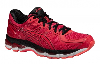 Chaussures de Running Femme Asics Gel Kayano 21 Orange