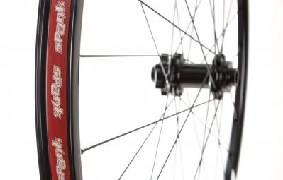 SPANK Paire de roues 27.5'' OOZY TRAIL 260 15mm/12x142mm Noir