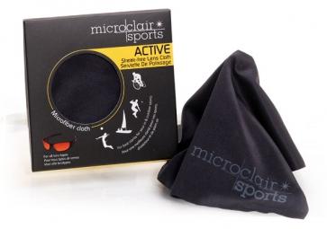MICROCLAIR Serviette de polissage en microfibre