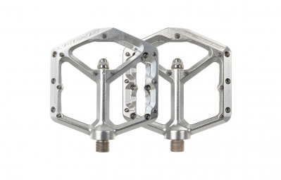 Spank Oozy Pedals - Silver
