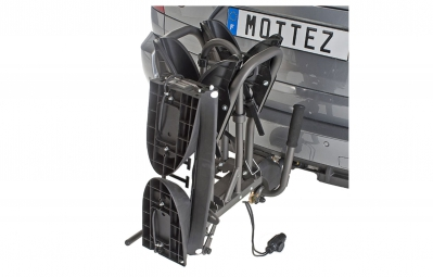 MOTTEZ Porte-Vélo Attelage APOLLON 2 Vélos