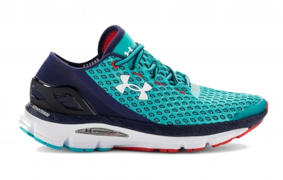 Under armour speedform gemini bleu 35 1 2