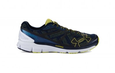 UNDER ARMOUR CHARGED BANDIT Noir Bleu