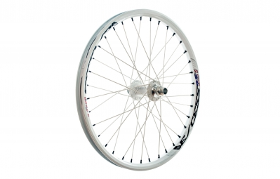 EXCESS Front Wheel 351 20mm Axle White