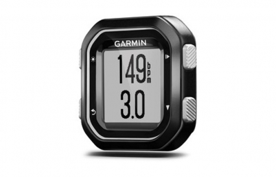 Ciclocomputador Garmin Edge 25 GPS con Monitor de Frecuencia Cardiaca
