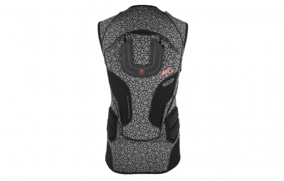 leatt gilet de protection back protector 3df noir s m