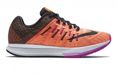 Nike air zoom elite 8 orange noir rose femme 36