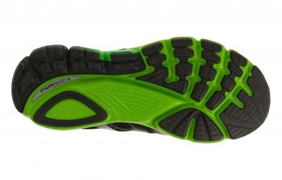 SAUCONY Chaussures Zealot ISO Noir Vert Homme