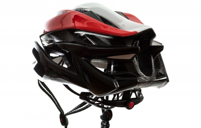 Casque Met SINE THESIS ICE LITE Rouge Noir