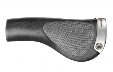 Puños Ergon gp1 - black grey