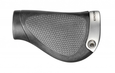 ERGON Grips for GripShift GP1 Black