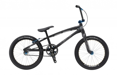 gt bmx complet speed series pro 20 75 noir