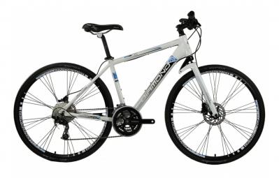 DIAMOND 2015  Vélo Complet SPEEDLINE 1500 Blanc/Bleu