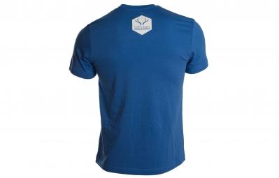 LeBram T-Shirt MOSAIQUE Bleu Roi
