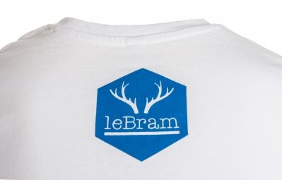 LeBram T-Shirt RIDE Blanc